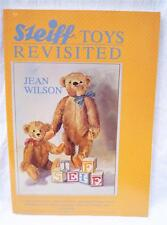 Steiff Toys Revisited 1989 by Jean Wilson * Autographed