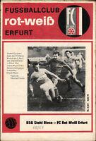 OL 68/69 FC Rot-Weiß Erfurt - BSG Stahl Riesa, 19.04.1969