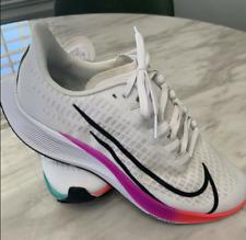 Nike Air Zoom Pegasus 37 White/Rainbow Mens 10