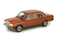 Mercedes Benz 200 (W123) English Red,Scale 1:18 by Norev