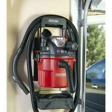 Craftsman VWM510 SC 5 gal. Wall-Mounted Wet/Dry Vac Set with Remote Control