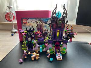 LEGO Elves Raganas magisches Schattenschloss 41180 + zusätzlicher Koffer 853564