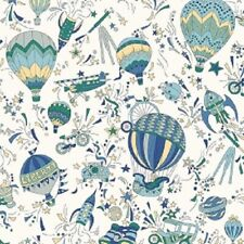 Fat Quarter Liberty Adventures in the Sky High Cotton Quilting Sewing Fabric
