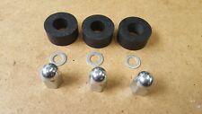 Une Série De série B paire de moleté Rocker Cover Nuts WPA9029X
