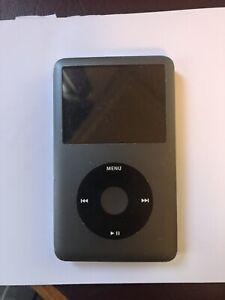 Apple iPod classic 7th Generation 160GB - Black