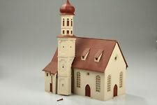 """H0 Vollmer Manualidades Iglesia"""" a Través Sabiduría Será un Casa Construido -"""