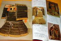 Encyclopedia of Japanese Samurai armor and weapon book japan katana #0216
