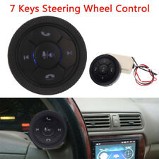 7 Keys Wireless Steering Wheel Smart Car Remote Control Button For DVD Stereo