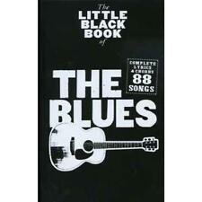 The Little Black Book Of The Blues. Für Text & Akkorde