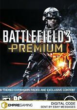 Battlefield 3 Premium PC (Origin Download Key)