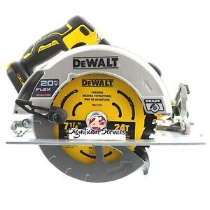 DeWALT DCS573B 20V MAX FLEXVOLT Advantage Brushless 7-1/4 Cordless Circular Saw
