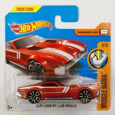 HW0065 Hot Wheels 2017 CCM Country Club Muscle 9/10  - Muscle Mania DTY92