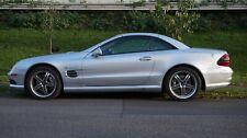 Mercedes SL55 AMG, Cabrio, 500Ps, sehr gut ausgestattet