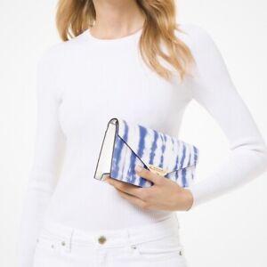 Michael Kors Grace Envelope Clutch Shoulder Bag