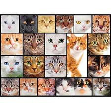 LPF COLORLUXE 1000 JIGSAW PUZZLE CATS COLLAGE 1000 PCS #1500