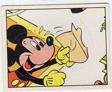 figurina MICKEY STORY PANINI 1978 NUMERO 134