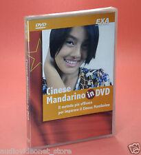 CINESE MANDARINO IN DVD corso di lingua per lettori dvd e PC