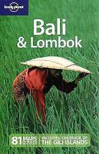 Good, Bali and Lombok (Lonely Planet Country & Regional Guides), Ver Berkmoes, R