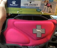 Top Paw Life Jacket. Size Small (Dogs 15-30 Lbs)