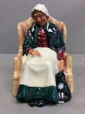 "Royal Doulton Figurine Hn1974 ""Forty Winks"""