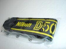 NIKON D500 CAMERA NECK STRAP  New condition   #001955