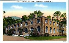 MONTREAT, North Carolina  NC  MONTREAT COLLEGE Girls Dormitory c1940s Postcard