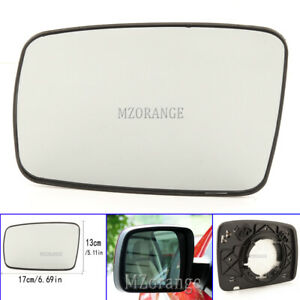 Left Side Door Mirror Glass For Land Rover Freelander 2 Discovery 3 2004-2009 LH