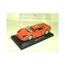 SALEEN S7R Orange ALTAYA 1:43