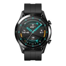 Huawei Watch GT 2 Sport 46 mm schwarz Smartwatch Fitnesstracker Bluetooth