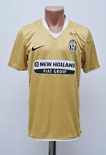 JUVENTUS ITALY 2008/2009 AWAY FOOTBALL SHIRT JERSEY MAGLIA NIKE NEDVED ERA