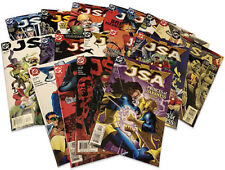 JSA | DC Comics | Lot of 17 Books | #38 - 54 | | 2002 | VF/NM