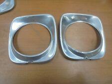 Opel Kadett B Pair Frames Light New Right/Left Aluminum