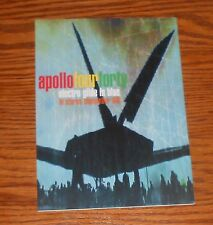 Apollo Four Forty Electro Glide in Blue Sticker Large Rectangle Promo 7x5