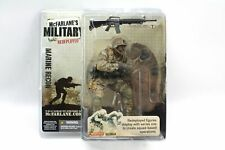 McFarlane Military Redeployed MARINE RECON African American Action Figure 2005