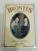 The Illustrated Brontes of Haworth by Brian Wilks Hardback 1986