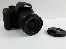 Canon EOS 4000D / Rebel T100 DSLR with EF-S 18-55mm f/3.5-5.6 III Lens