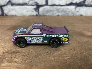 Matchbox 1995 Chevrolet Super Truck Harry Gant #33 1:64 Westview Capital