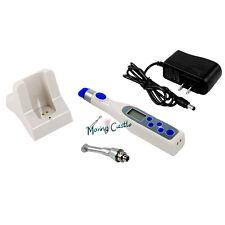 Dental Cordless Wireless Endo Motor Endodontic Treatment with 16:1 Contra LED