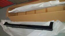 2011-2014 Acura TSX5 Dr WagonUnder Side Spoiler BRAND NEW OEM (CRYSTAL BLACK)