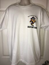 Vtg Fruit Of Loom Xl East Carolina University Ecu College Is Just A Game T-shirt