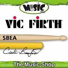 3 Pairs Vic Firth Signature Series Carter Beauford Drumsticks - SBEA Drum Sticks