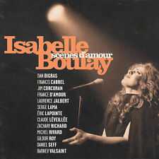 $2OFFaddl CD LN Scenes D'Amour Isabelle Boulay RARE