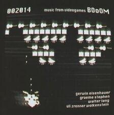 GERWIN'S BOOOM EISENHAUER - MUSIC FROM VIDEOGAMES  CD NEU