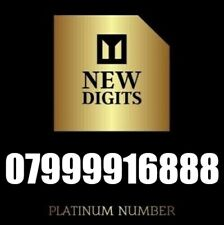 EXCLUSIVE GOLDEN VIP RARE BUSINESS MOBILE PHONE NUMBER SIM CARD UK 🇬🇧 168