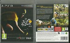 JEU PS3 : LE TOUR DE FRANCE 2012 VELO CYCLISME BIKE / NEUF EMBALLE / FRANCAIS
