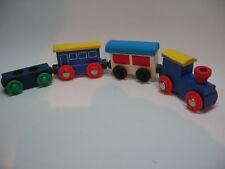 TRAIN ENGINE  for Wooden Train Track Set ( Brio Thomas ) 05