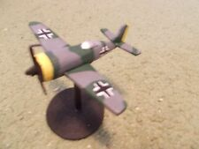 Flames of War 15mm, 1/144 Scale painted German FW-190 Aircraft
