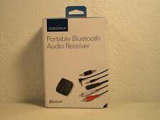 Insignia- Portable Bluetooth Audio Receiver - BLACK NS-MBTK35-C