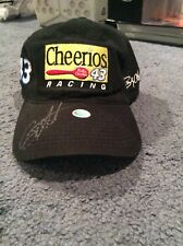 NASCAR Hat Cheerios  43 Bobby Labonte Petty Enterprises signed with tag