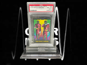 1964 A&BC Outer Limits TWIN SPACE TERRORS #28 NM-MINT 8(ST) - Vintage garno PSA